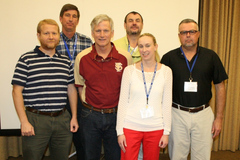 During its 2014 Annual Meeting, the PURE Oil Jobbers Cooperative recognized members with 10 years of service.