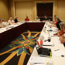 The second quarter 2012 board meeting of the PURE Oil Jobbers Cooperative, Inc.